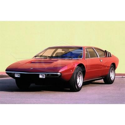 Lamborghini Urraco bumpers