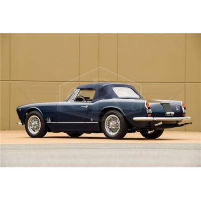 Maserati 3500 Vignale bumpers