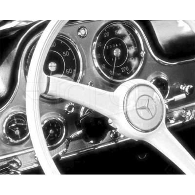 Mercedes W121, 190SL pare-chocs