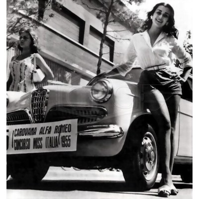 Alfa Romeo Giulietta Sprint bumpers