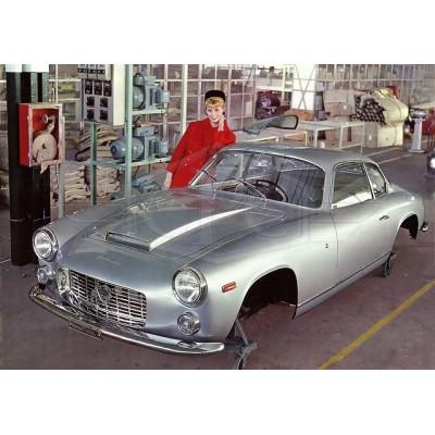 Lancia Flaminia Sport Zagato paraurti