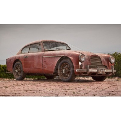 Aston Martin DB 2/4 bumpers