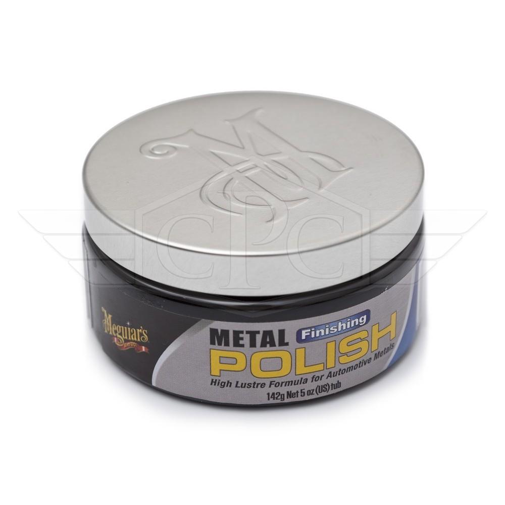 Meguiars Metal Polish pour pare-chocs