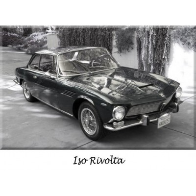 Bumpers, Iso Rivolta, Grifo, classic cars, replacement, chrome,  stainless steel, original, overriders