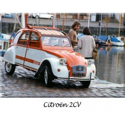 Citroën 2CV, classic cars, replacement, chrome,  stainless steel, original, overriders