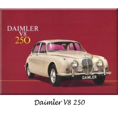 Daimler, Dart, V8, bumper, classic cars, replacement, chrome,  stainless steel, original, overriders