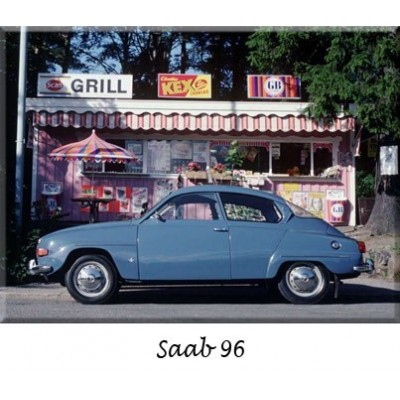 Saab 96, Bumpers, classic cars, replacement, chrome,  stainless steel, original, overriders