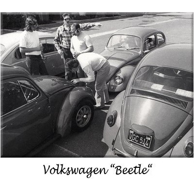Volkswagen, Beetle, bumpers, classic cars, replacement, chrome,  stainless steel, original, overriders