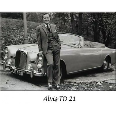 Bumpers, Alvis, classic cars, replacement, chrome,  stainless steel, original, overriders