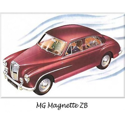 MG Magnette, bumpers, classic cars, replacement, chrome,  stainless steel, original, overriders