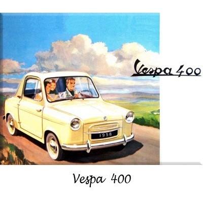 Vespa 400