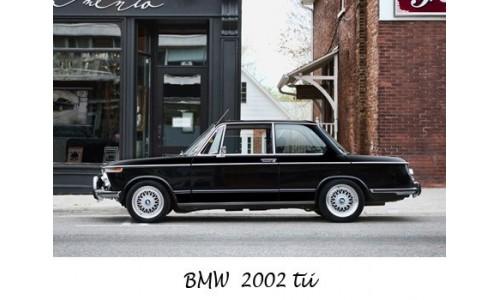 BMW & Glas